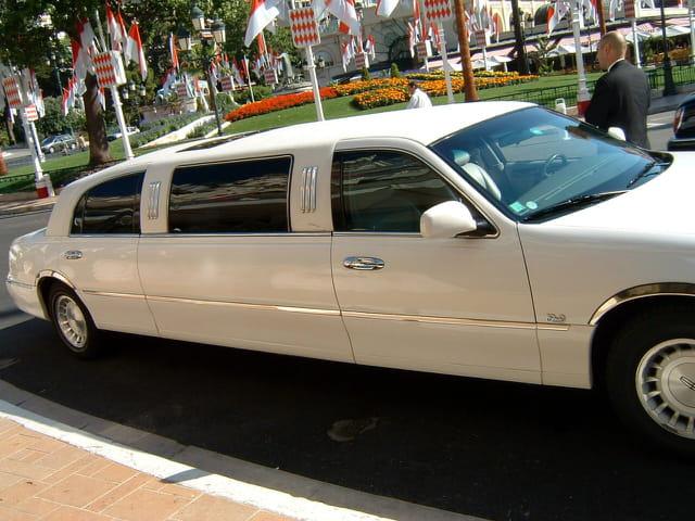 Limousine des villes