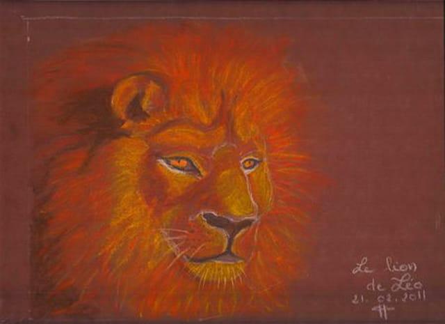lion de léo