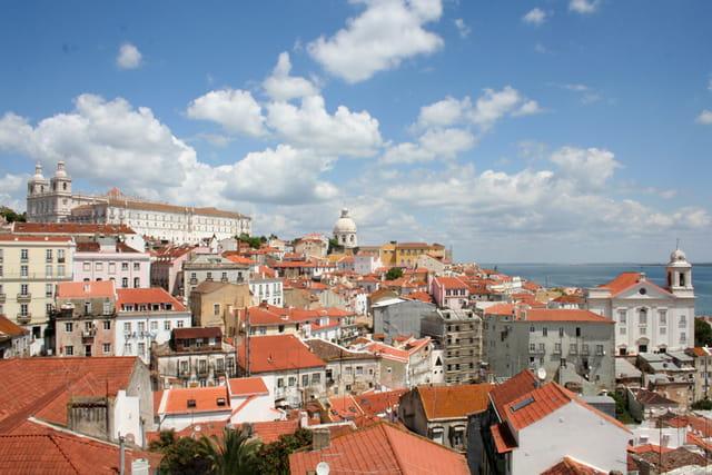Lisbonne la belle
