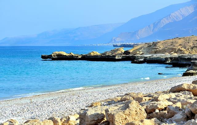 Littoral du Golfe d'Oman
