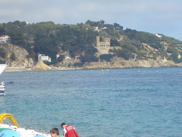 Lloret de mar (costa brava )