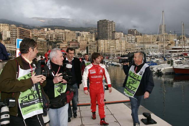 Loeb à Monaco