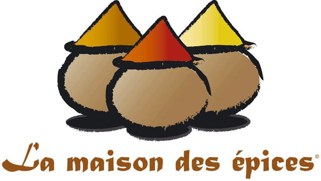 Logo du Riad la maison des épices à El jadida au Maroc