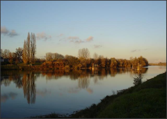 Loire sereine en automne