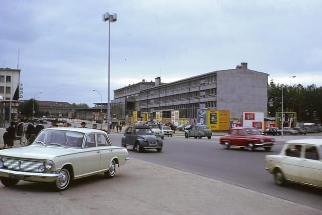 Lorient,  années 60