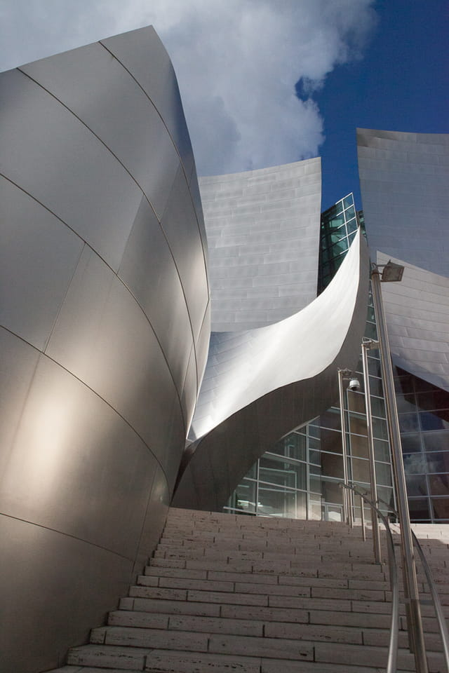 Los Angeles, Walt Disney concert hall