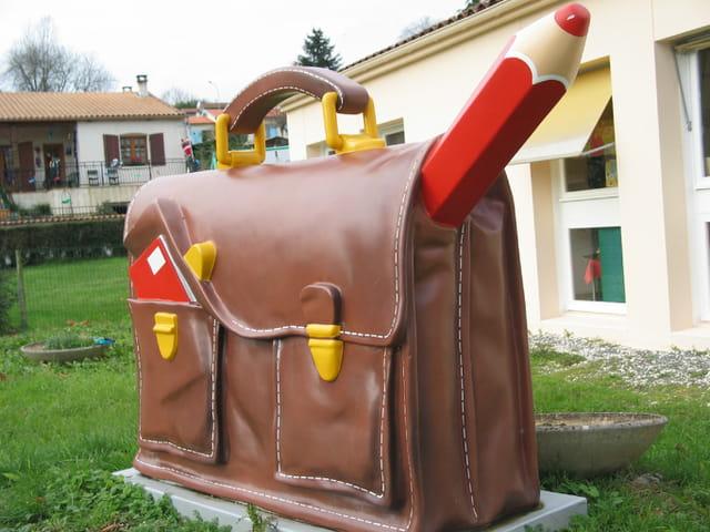 Lourd, lourd mon  sac ..