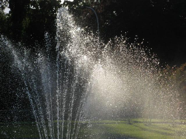 Lumière d'eau