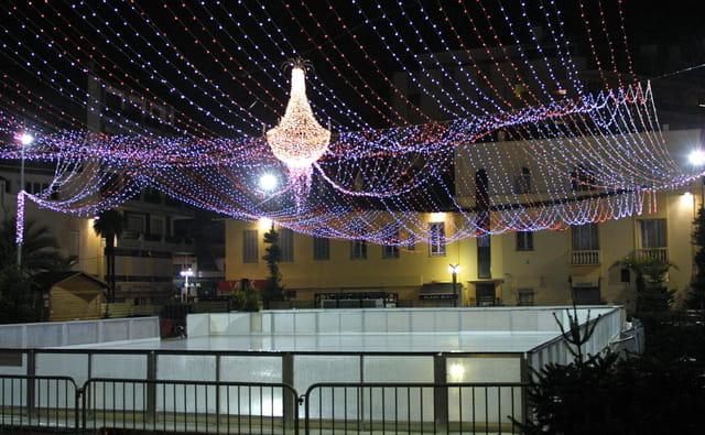 Lumière de glace