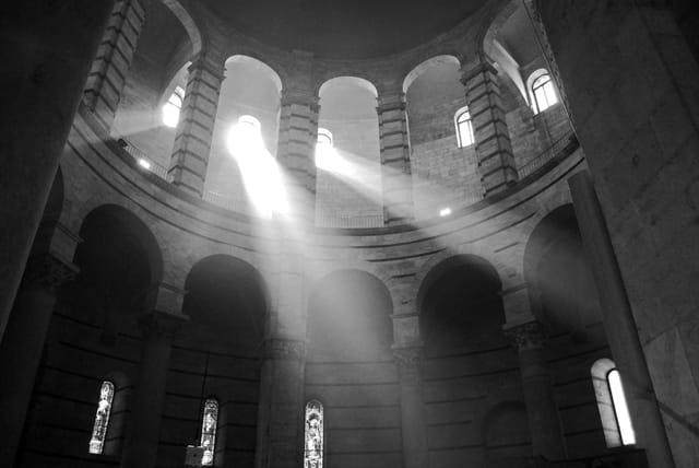 Lumière divine?
