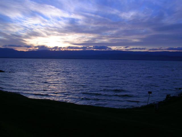 Lumière du Lac Léman