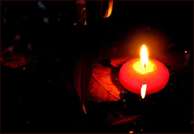 Lumière flottante.....