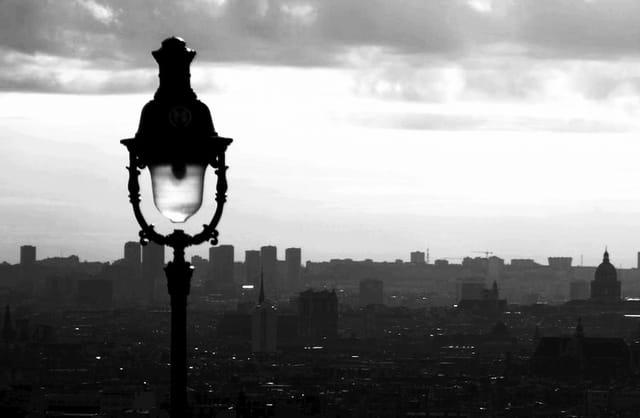 Lumière sur la ville