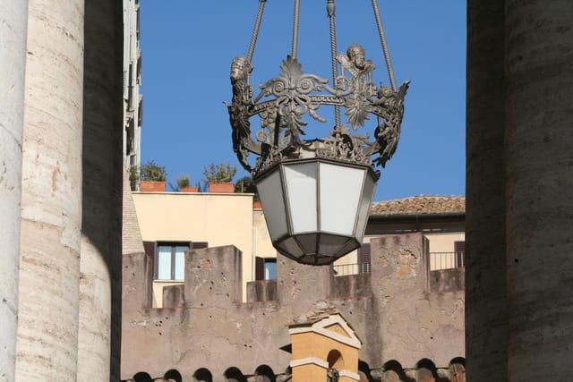 Lumière vaticane