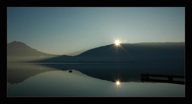 Lumières du lac