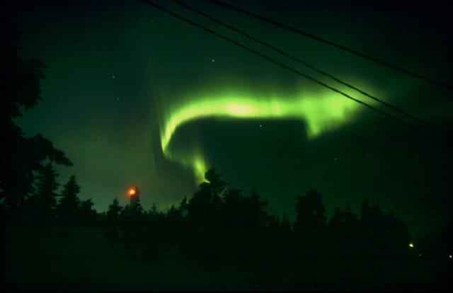 Lumières polaires