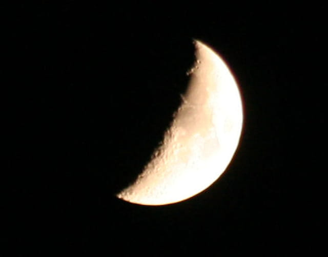 Lune 6ieme soir