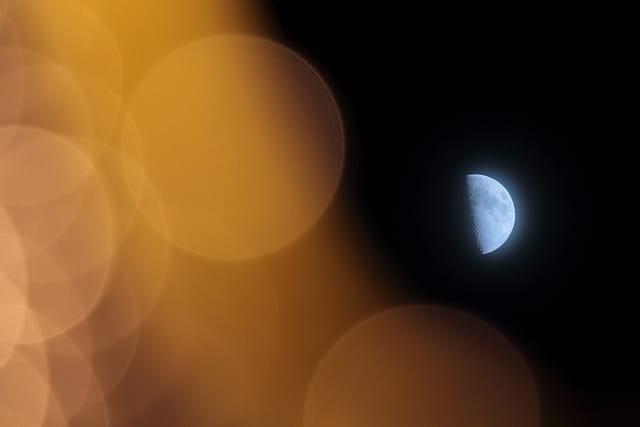 Lune de noël