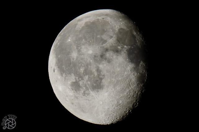 Lune de prinptemps