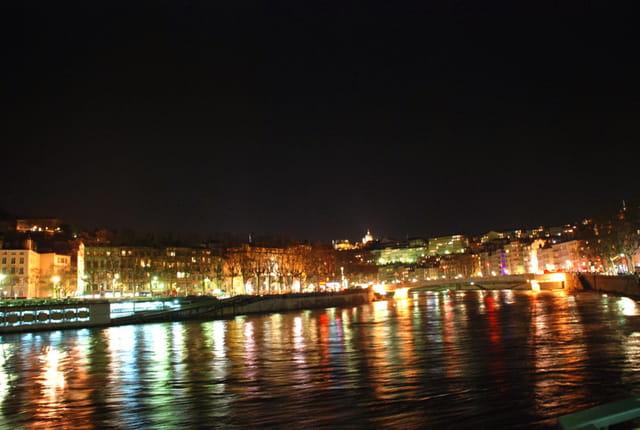 Lyon le 8 décembre