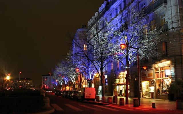 Lyon, St Jean de nuit (Fête des Lumières 2007)