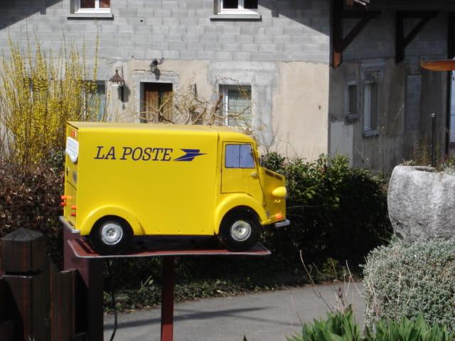 Ma fabrication Tub Citroën