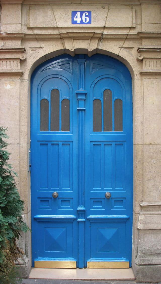 Ma passion des portes anciennes