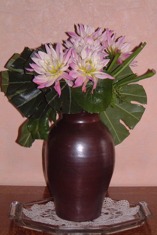 Ma première composition florale