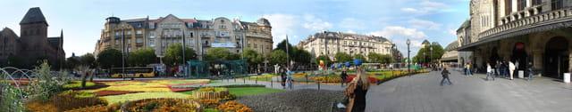 Ma ville est un jardin