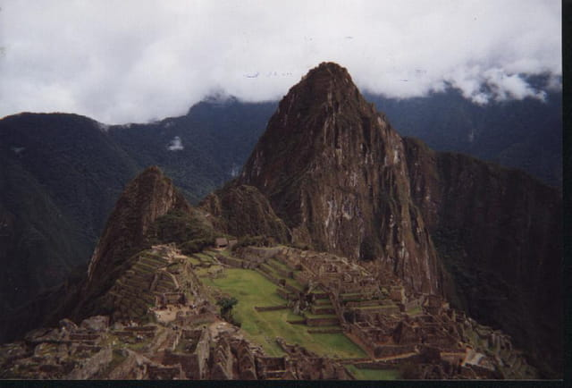 Machu Picchu via la porte du soleil