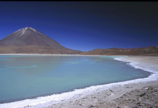 Magie de la Laguna Verde, Bolivie