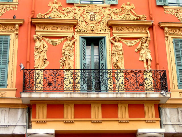 Magnifique façade