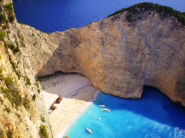 Magnifique plage!
