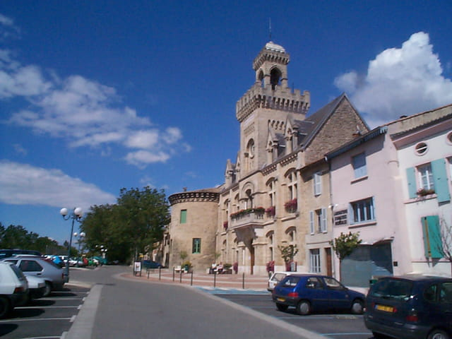 Mairie chabeuil (drome)
