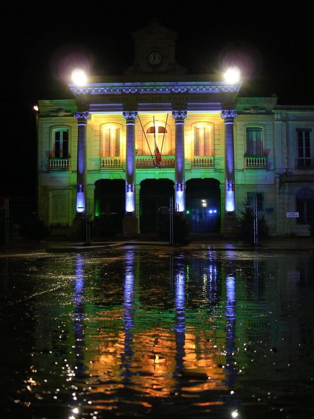 Mairie d'Arcachon