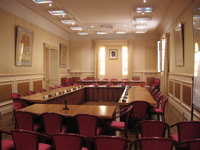 Mairie de Monaco - Salle du Conseil