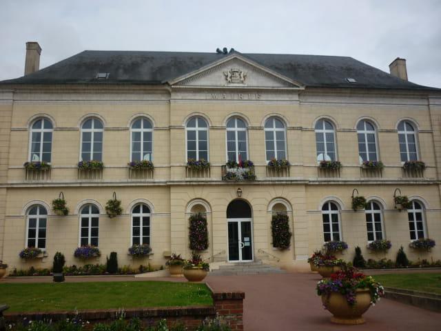 mairie de Montreuil sur mer
