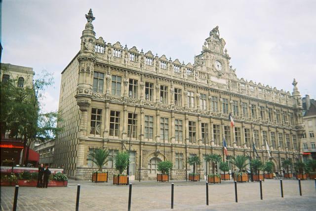 Mairie de Valenciennes