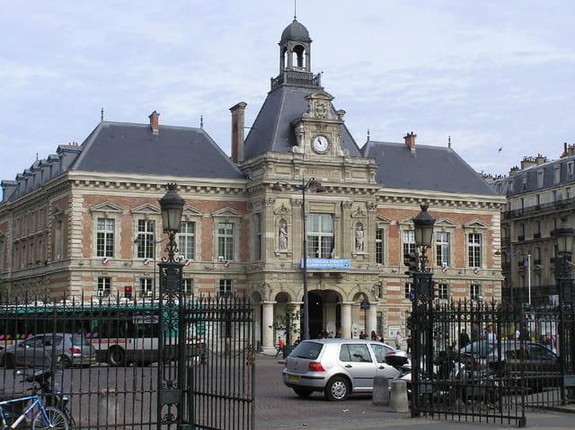 Mairie du 19ème