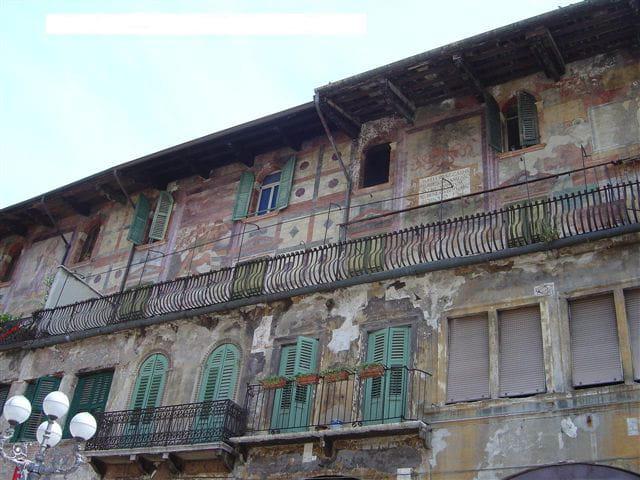 Maison à fresques