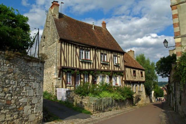 Maison ancienne de Provins