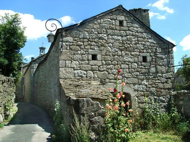 Maison ancienne du Pont-de-Monvert