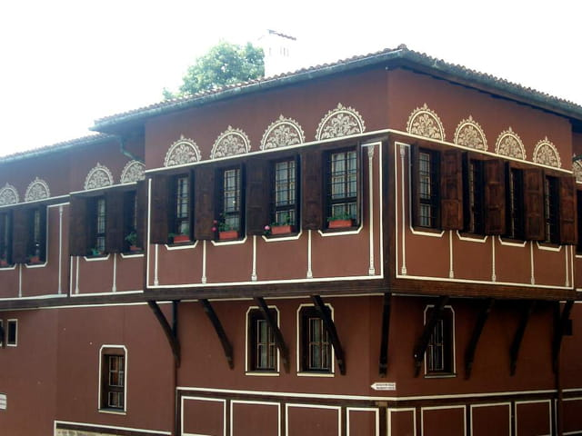 Maison balabanov