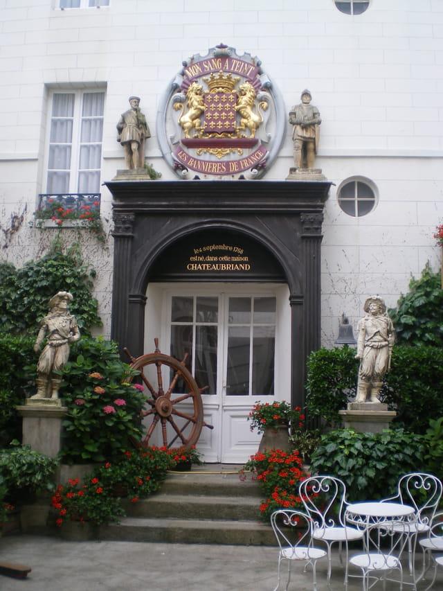 Maison Chateaubriand