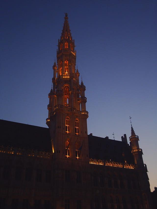 Maison communale de Bruxelles