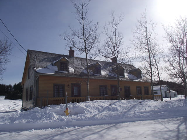 Maison de 1900