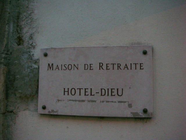 Maison de retraite - Hôtel-Dieu (1)