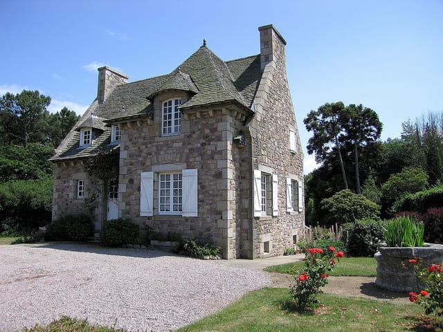 Maison des gardiens du Château de Fort-La-Latte