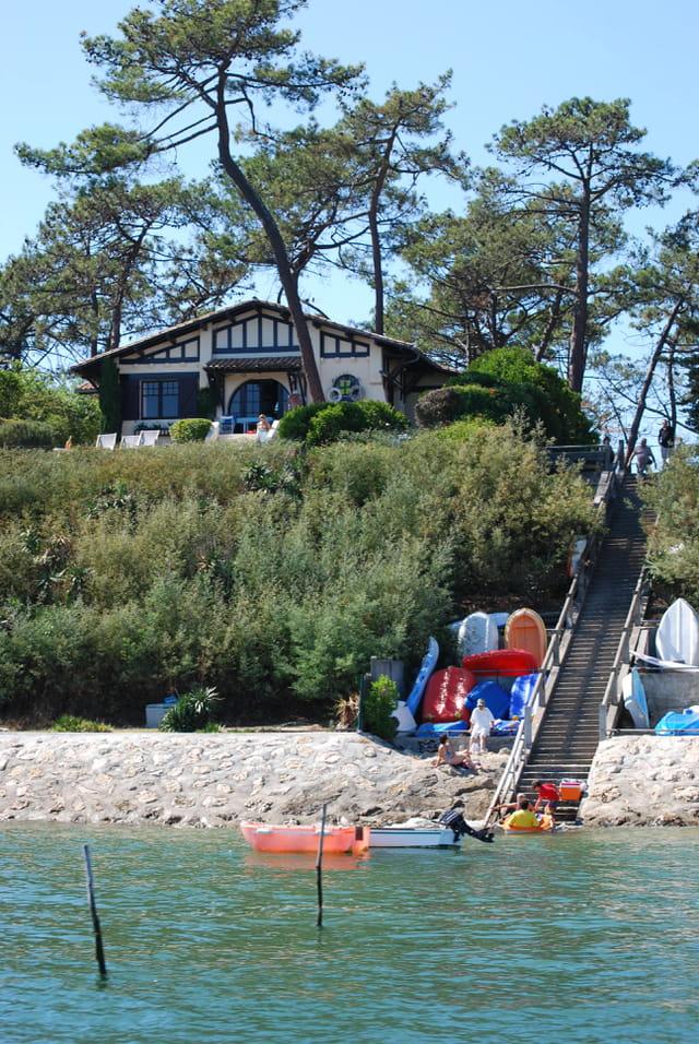 maison du Bassin