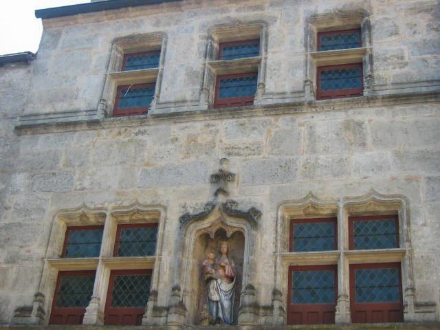 Maison du donataire